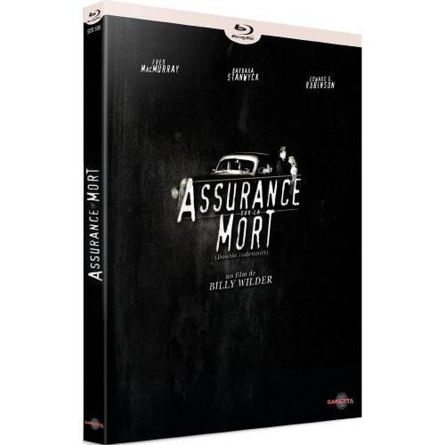 Blu-ray - Assurance sur la mort