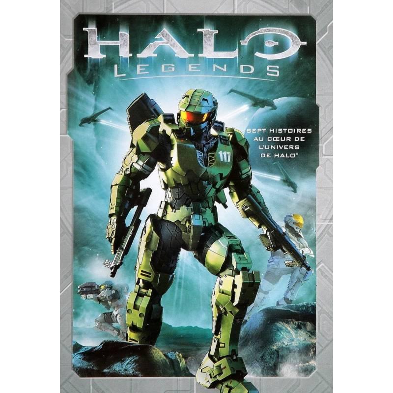 DVD - Halo Legends