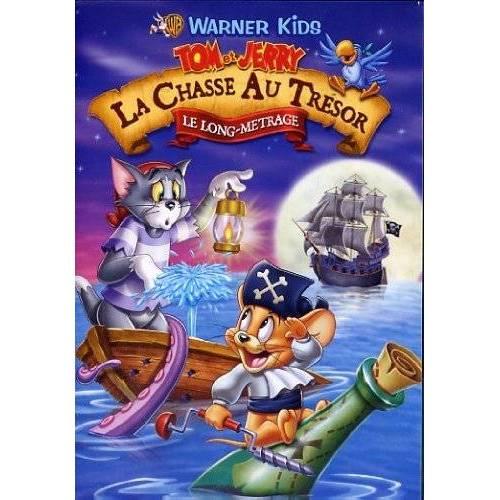 DVD - Tom et Jerry : La chasse au trésor