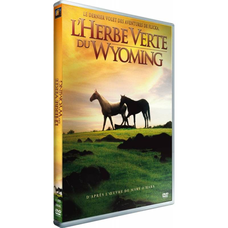 DVD - L'herbe verte du Wyoming