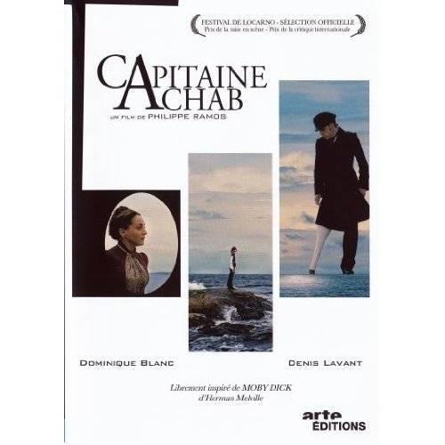 DVD - Capitaine Achab