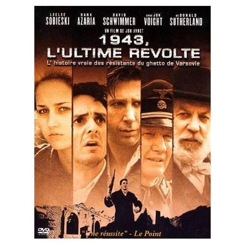 DVD - 1943 : L'ultime révolte - Edition 2 DVD