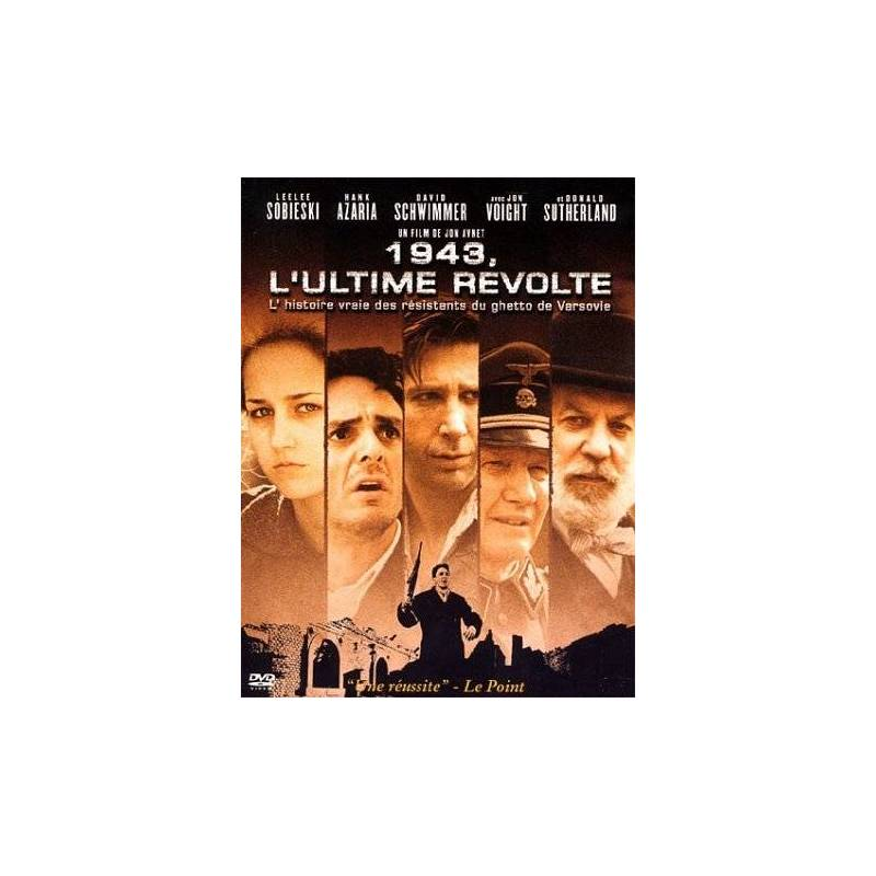 DVD - 1943: The ultimate rebellion - Edition 2 DVD