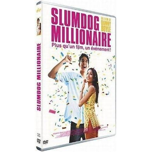 DVD - Slumdog millionaire