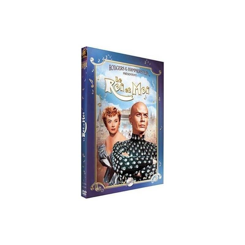 DVD - Le roi et moi