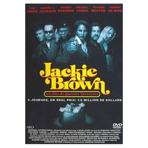 DVD - Jackie Brown