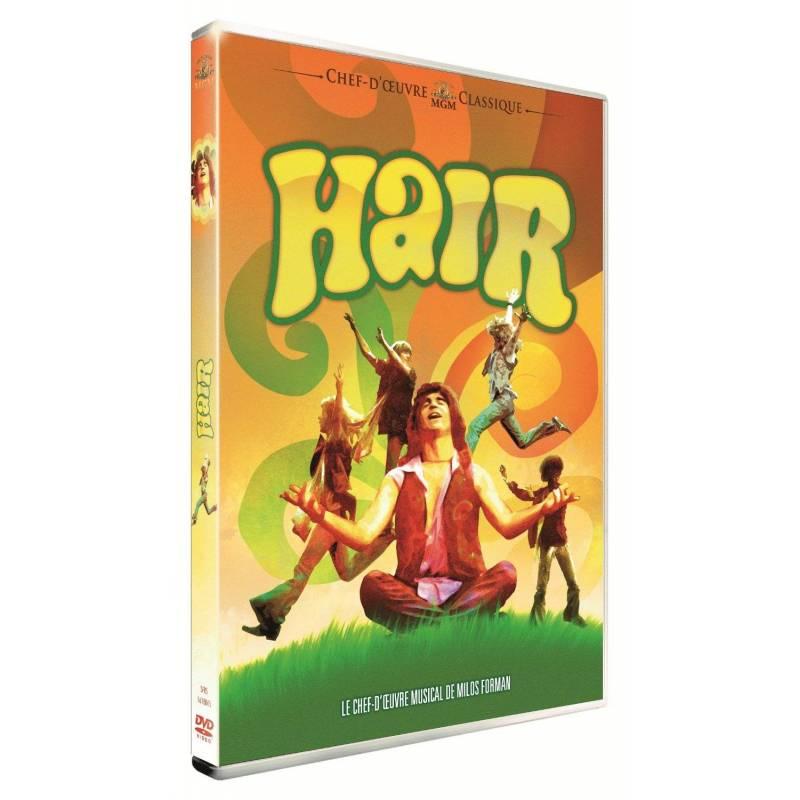 DVD - Hair