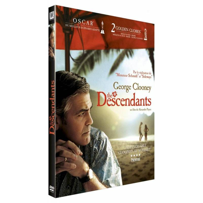DVD - The descendants