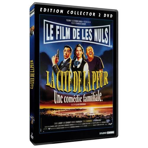 DVD - La cité de la peur