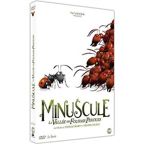 DVD - Minuscule, la vallée des fourmis perdues