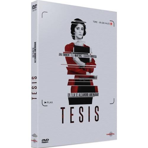 DVD - Tesis