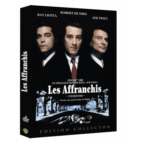 DVD - Les affranchis - Edition collector