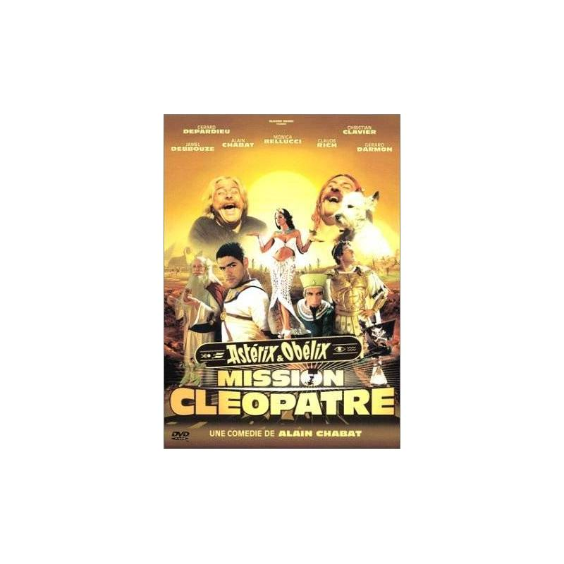 DVD - Astérix & Obélix : Mission Cléopâtre