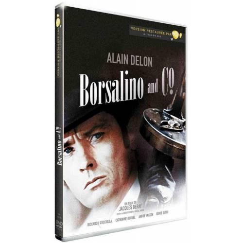 DVD - Borsalino & Co