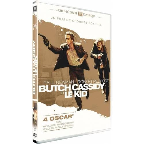 DVD - Butch Cassidy and the Sundance Kid