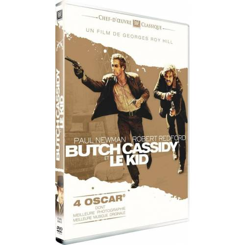 DVD - Butch Cassidy et le Kid