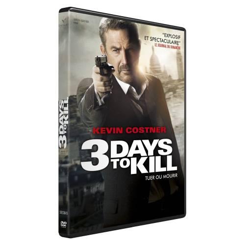 DVD - 3 days to kill