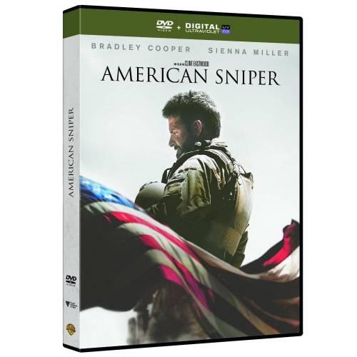 DVD - American sniper