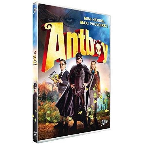 DVD - Antboy