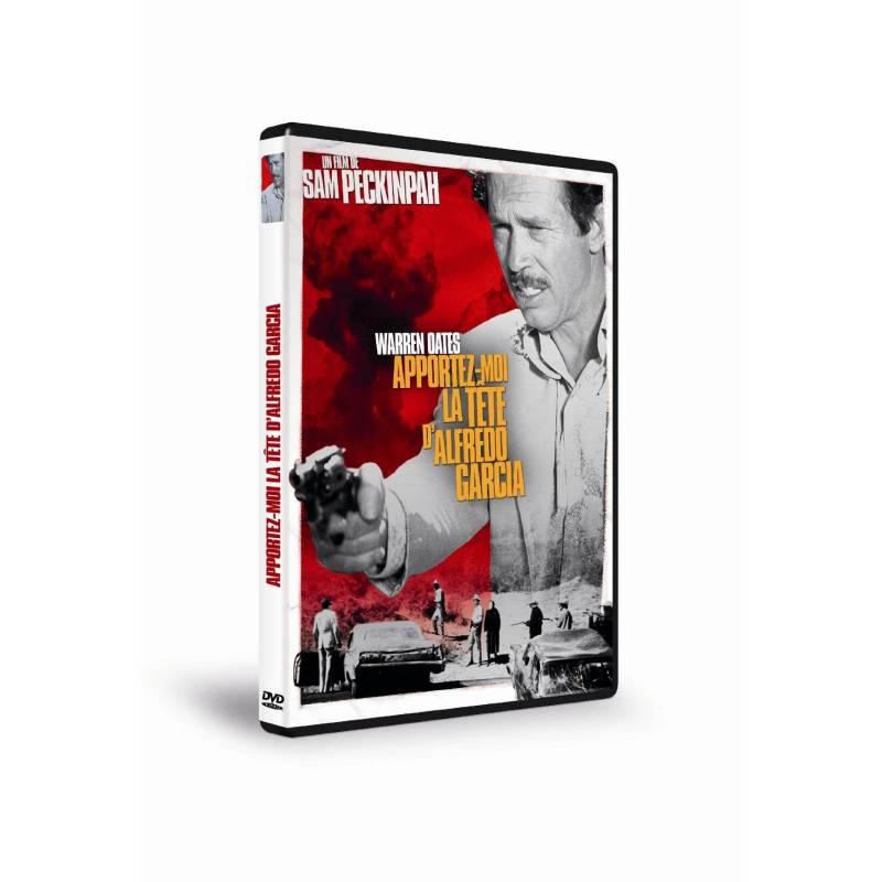 DVD - Apportez-moi la tête d'Alfredo Garcia