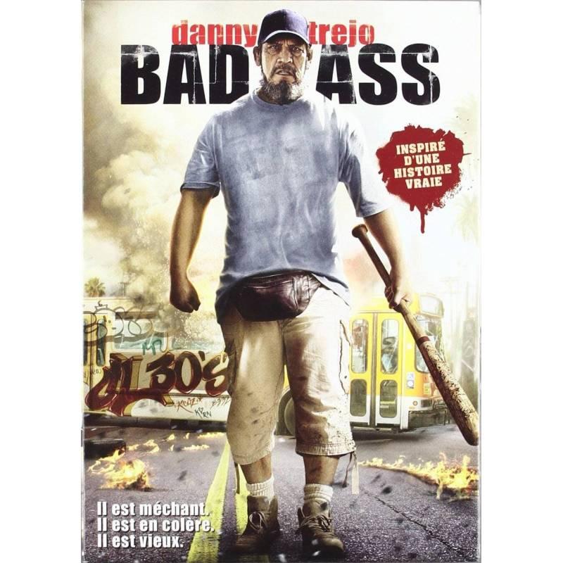 DVD - Bad ass