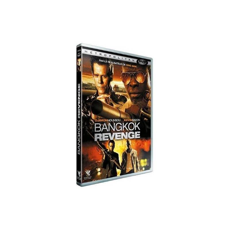 DVD - Bangkok Revenge