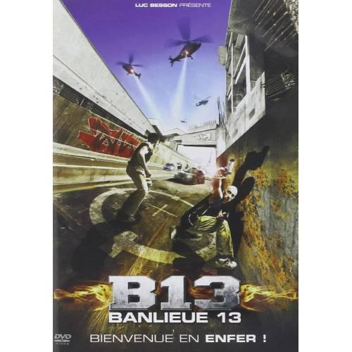 DVD - Banlieue 13