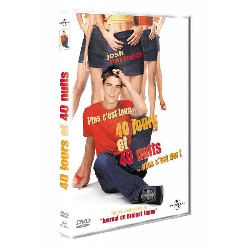 DVD - 40 jours et 40 nuits