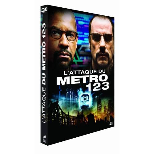 DVD - L'attaque du métro 123
