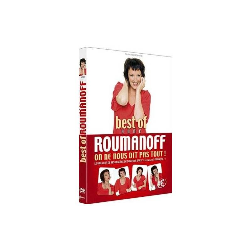 DVD - Anne Roumanoff : Best of - On ne vous dit pas tout