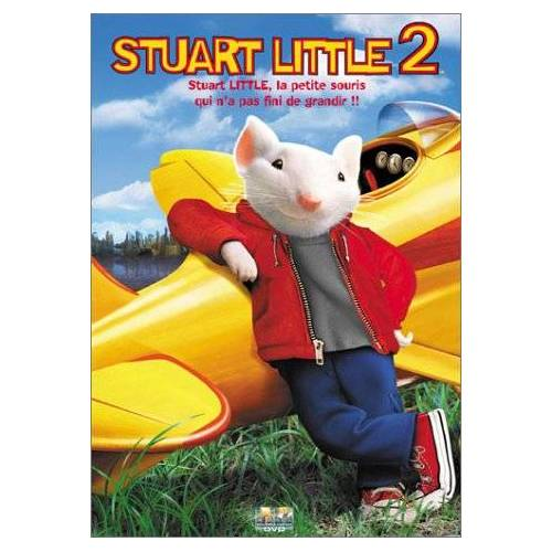 DVD - Stuart Little 2
