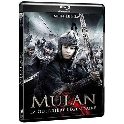 Blu-ray - Mulan, la guerrière légendaire