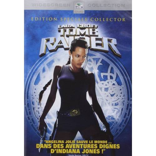DVD - Lara Croft : Tomb Raider