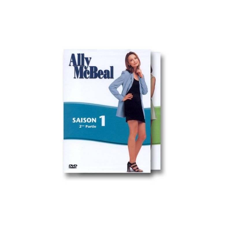 DVD - Ally McBeal - Saison 1 / Partie 2