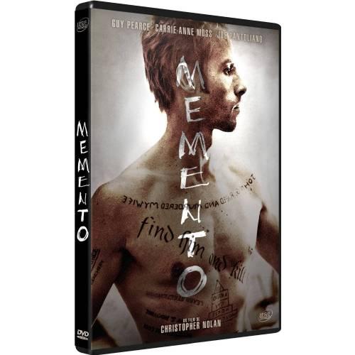 DVD - Memento