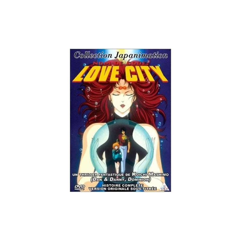 DVD - Nom de code : Love city