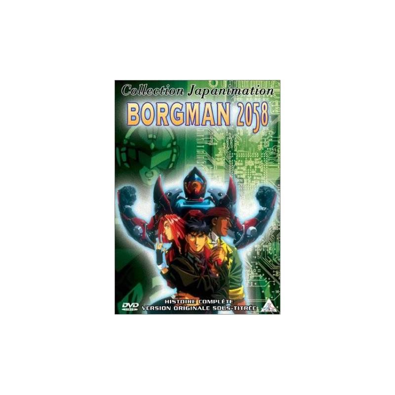 DVD - Borgman 2058