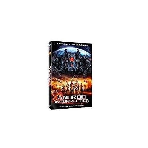 DVD LA REVOLTE DES MACHINES ANDROID INSURRESTION