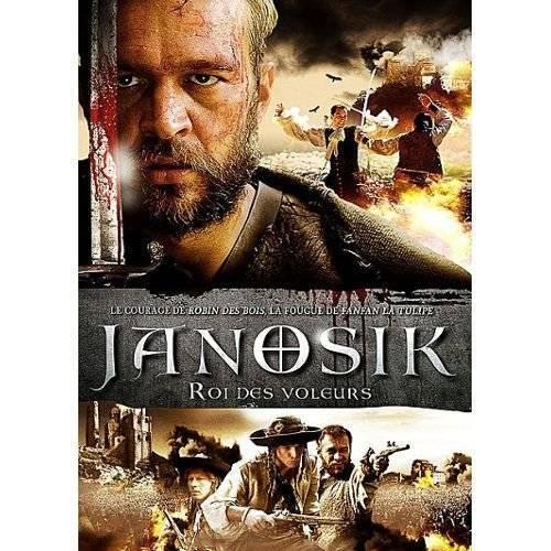 DVD - Janosik, roi des voleurs