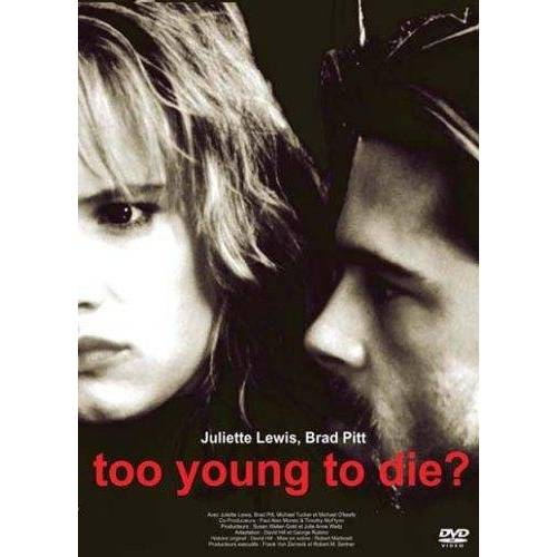 DVD - Too young to die