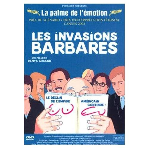 DVD - Les invasions barbares