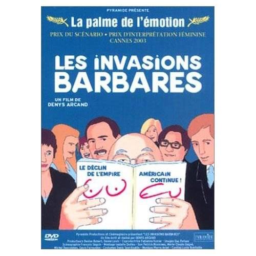 DVD - Les invasions barbares