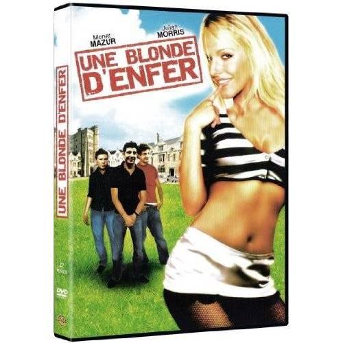 DVD - Une blonde d'enfer