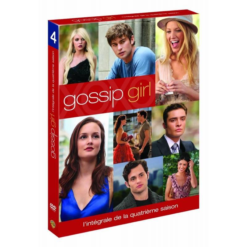 DVD - Gossip Girl : Saison 4