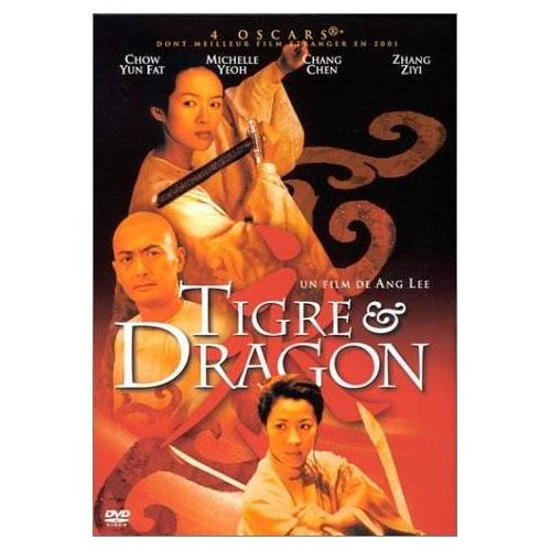 DVD - Tigre & Dragon