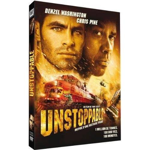 DVD - Unstoppable