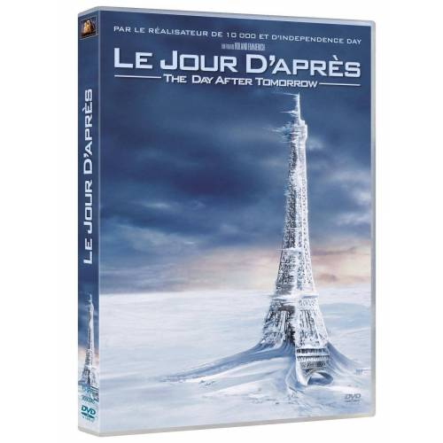 DVD - Le jour d'après