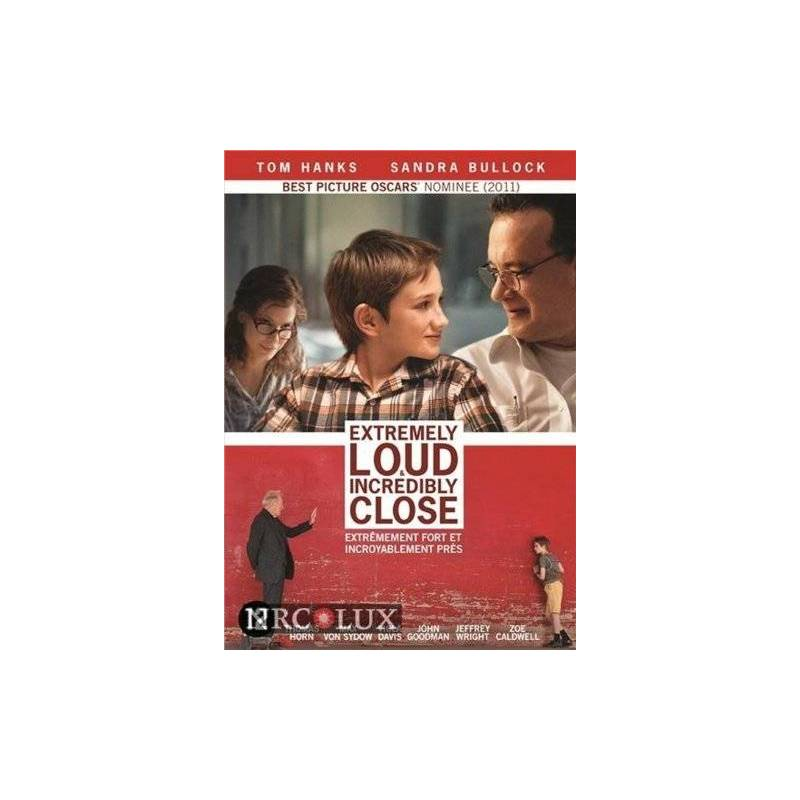 DVD - Extrêmement fort et incroyablement près
