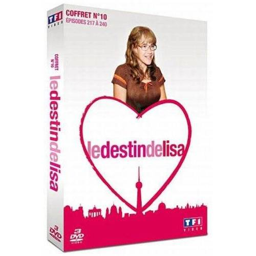 DVD - Le destin de Lisa - Coffret n10