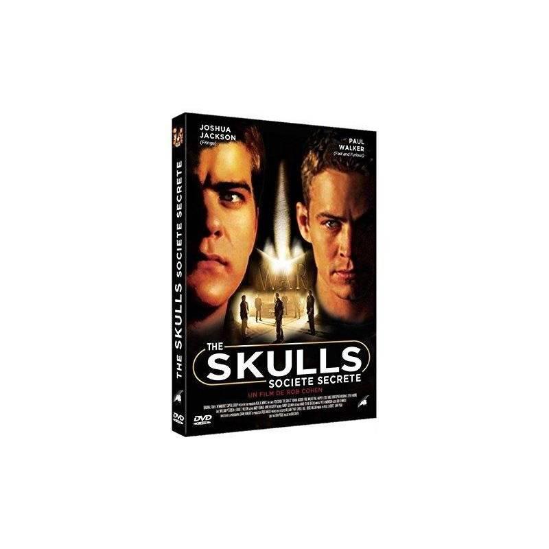 DVD - The skulls - Société secrète